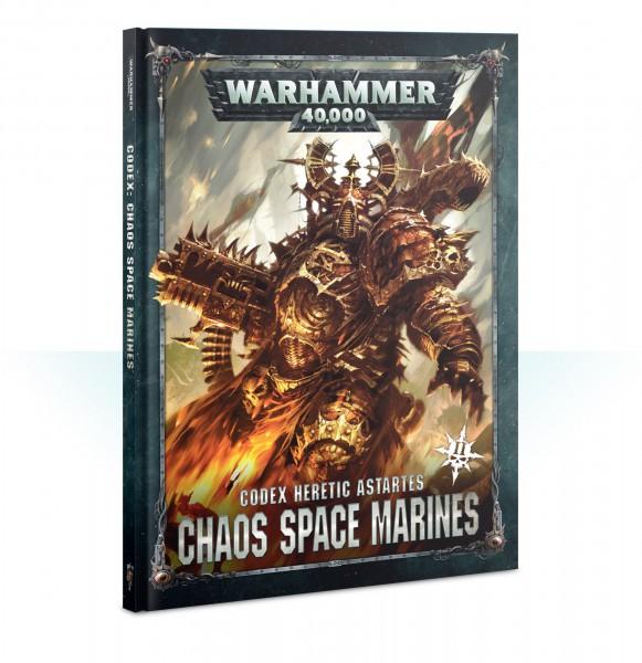 Codex: Chaos Space Marines 2019 (DE)