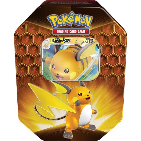 Pokémon Tin Raichu-GX (DE)