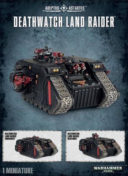 Deathwatch Landraider