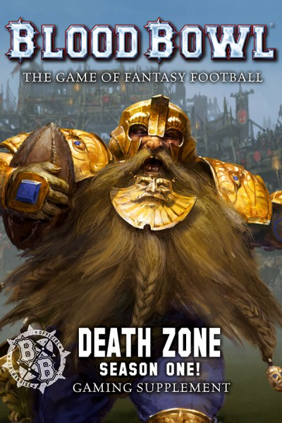 Blood Bowl Death Zone Season One (DE)