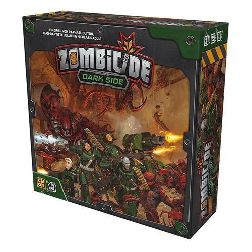 Zombicide: Invader: Dark Side - Grundspiel (DE)