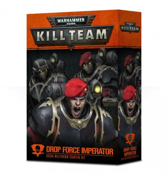Astra-Militarum-Starterset für Kill Team: Einsatzkommando Imperator (DE)