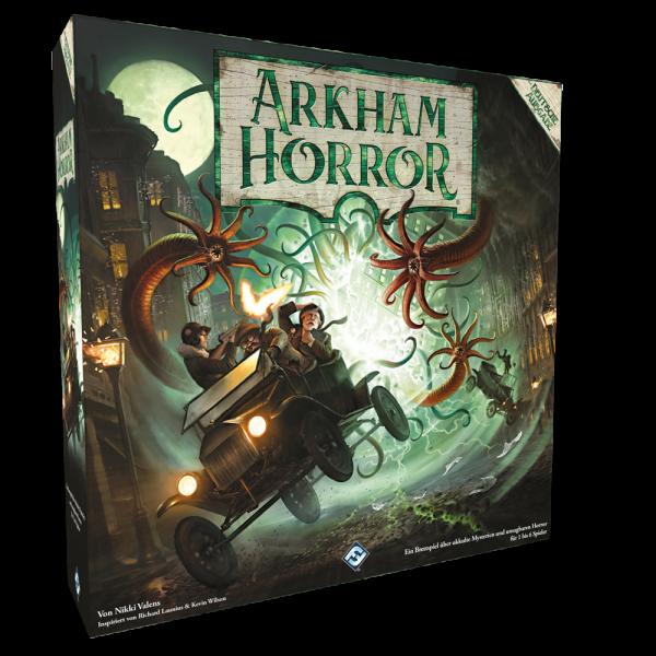 Arkham Horror 3.Ed. Grundspiel (DE)