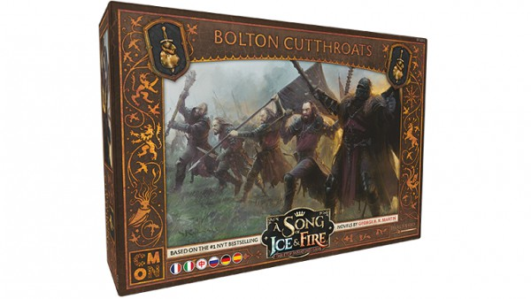 A Song of Ice & Fire: Bolton Cutthroats