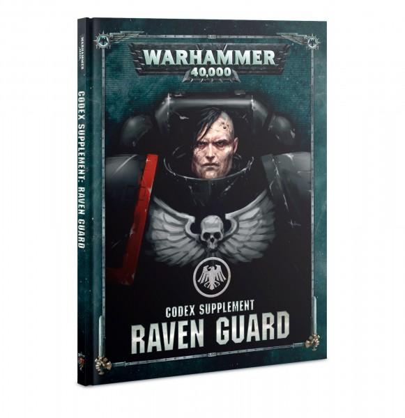Codex-Erweiterung: Raven Guard (DE)