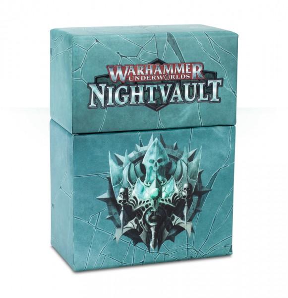 Warhammer Underworlds: Nightvault – Kartenbox