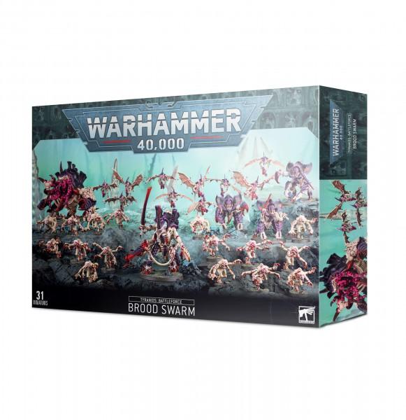 Battleforce der Tyraniden – Brutschwarm