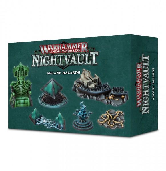 Warhammer Underworlds: Nightvault – Arkane Gefahren