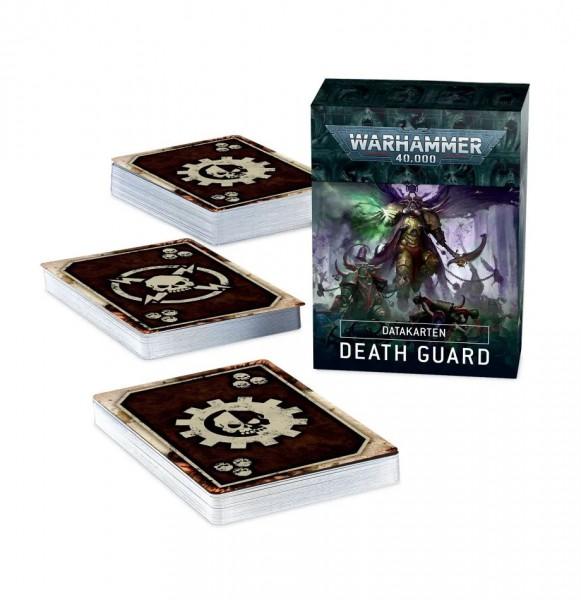 Datakarten: Death Guard (DE)
