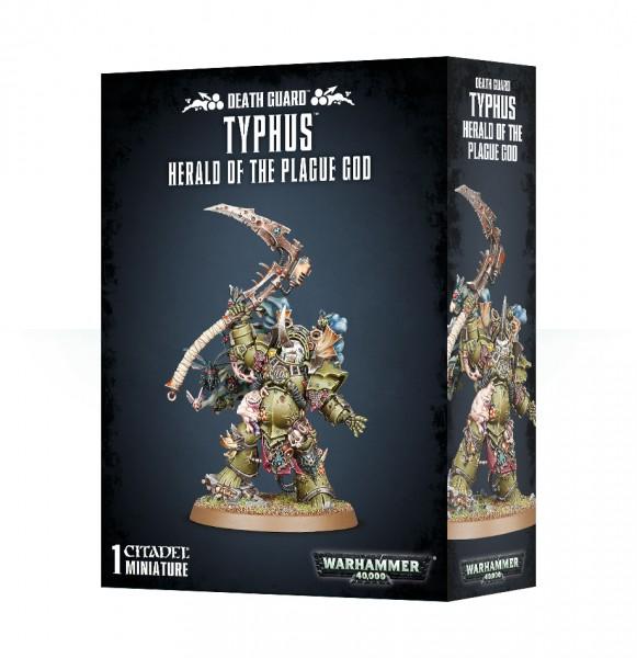 Typhus – Herold des Seuchengottes