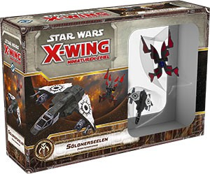 Star Wars X-Wing: Söldnerseelen (DE)