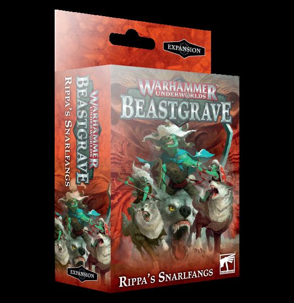 Warhammer Underworlds: Beastgrave – Fetzas Zahnfletschas