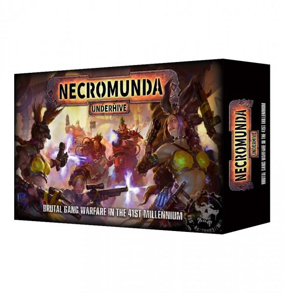 Necromunda: Underhive (DE)