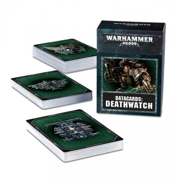 Datakarten: Deathwatch (DE)