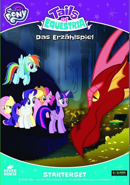 My little Pony - Tails of Equestria: Starterset (DE)