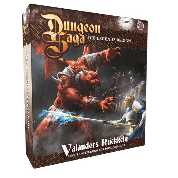 Dungeon Saga - Valandors Rückkehr (DE)