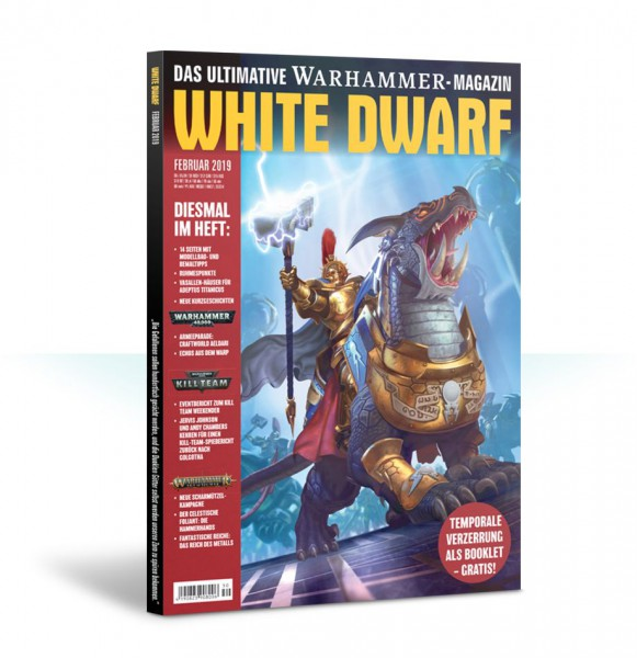 White Dwarf Februar 2019 (DE)
