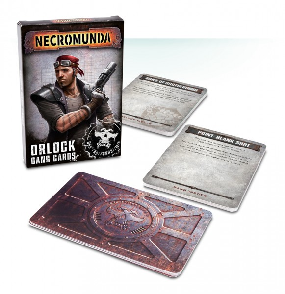 Gang-Karten: Orlock (DE)