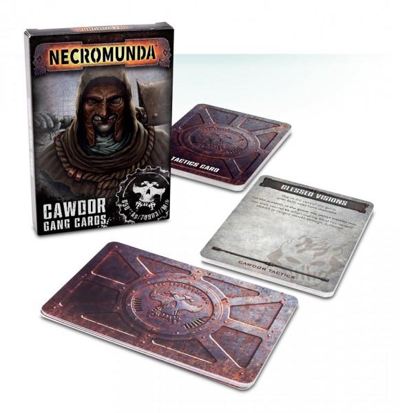 Gang-Karten: Cawdor (DE)