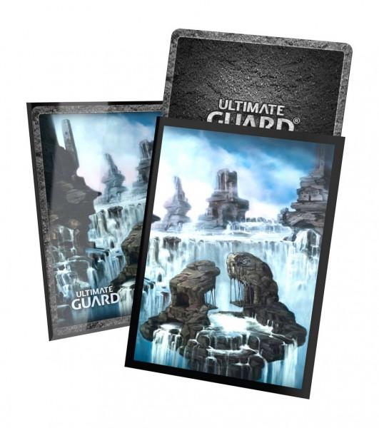 Ultimate Guard Printed Sleeves Standardgröße Lands Edition II IInsel