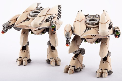 PHR: Ares Battle Walkers (2)