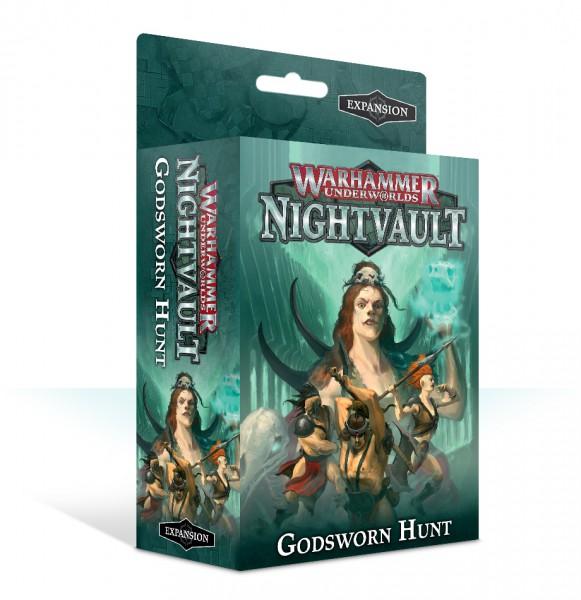 Warhammer Underworlds: Nightvault – Jagd der Götter