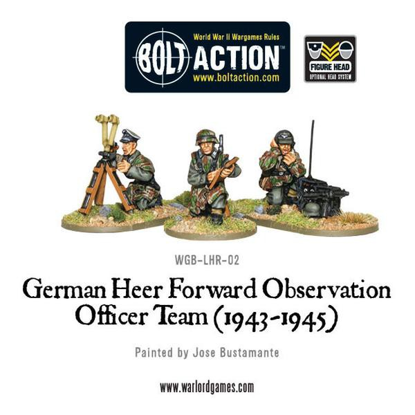 German Heer FOO team (1943-45)