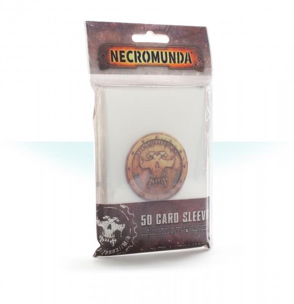 Necromunda-Kartenhüllen