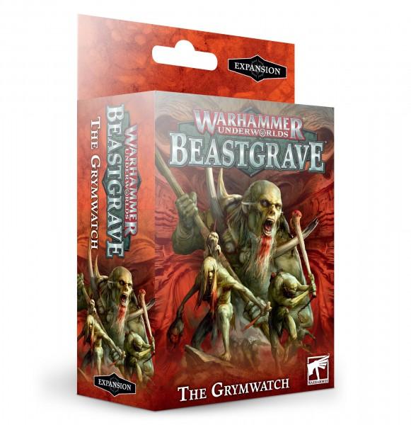 Warhammer Underworlds: Beastgrave – die Grimwacht (DE)