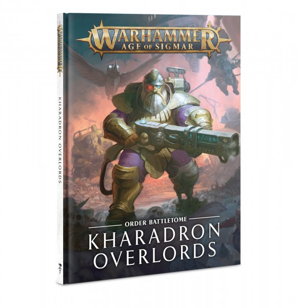 Battletome: Kharadron Overlords (DE)