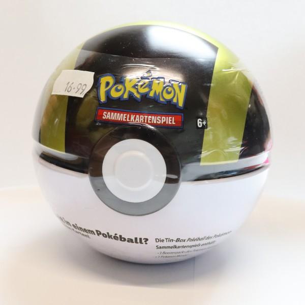 Pokeball Tin Ultraball (DE)