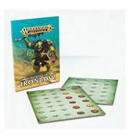 Warscroll-Karten: Ironjawz