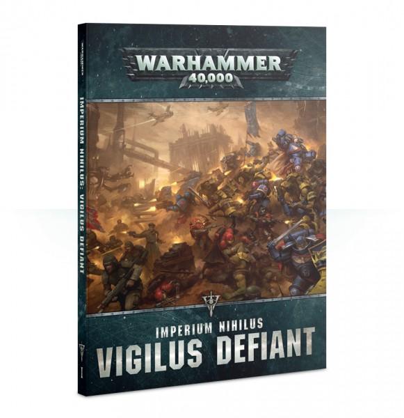 Imperium Nihilus: Vigilus kämpft (DE)